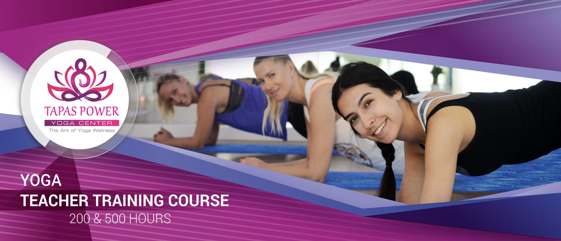 500 hours yoga teacher training course